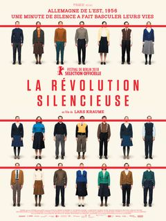 Affiche La Révolution silencieuse