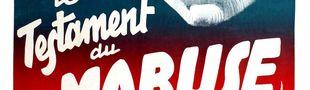 Affiche Le Testament du docteur Mabuse