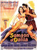 Affiche Samson et Dalila