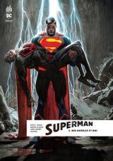 Couverture Mes doubles et moi - Superman (Rebirth), tome 3
