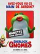 Affiche Sherlock Gnomes