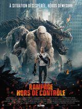 Affiche Rampage - Hors de contrôle