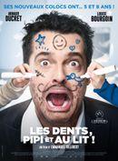 Affiche Les Dents, pipi et au lit !