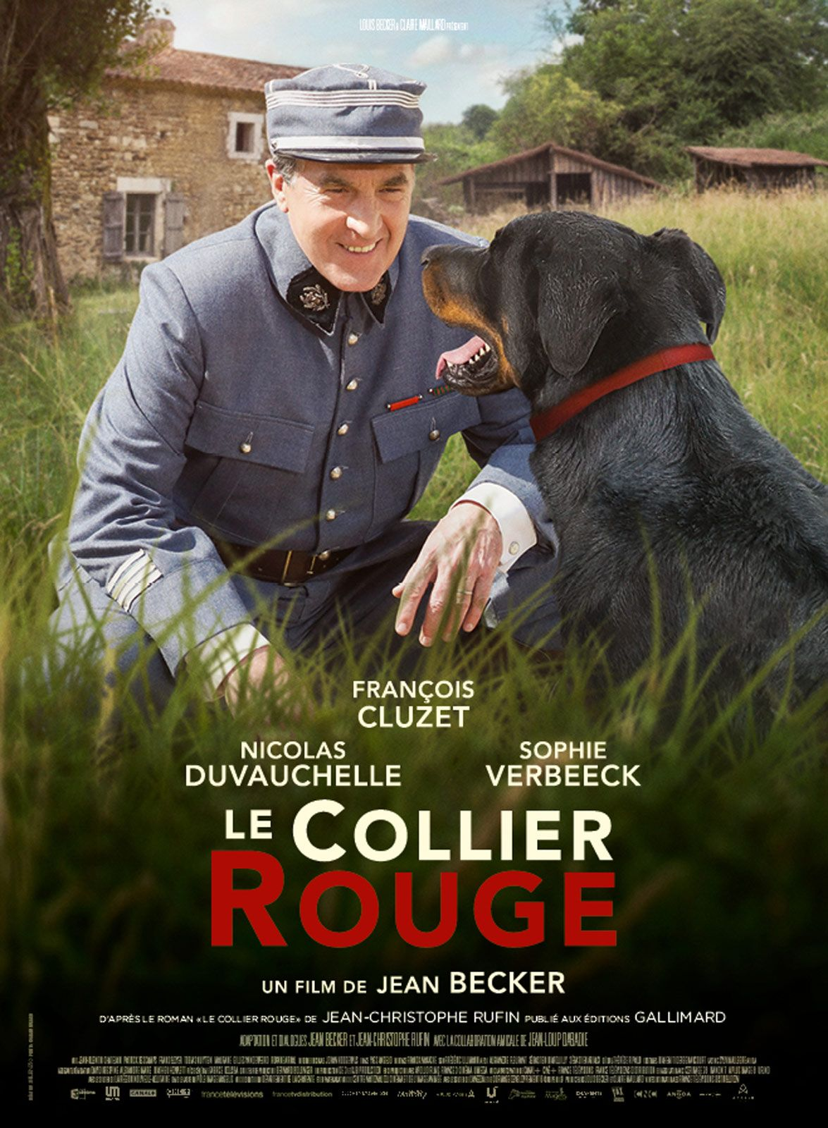 Le Collier rouge - Film (2018) - SensCritique