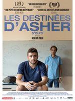 Affiche Les destinées d'Asher