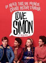 Affiche Love, Simon