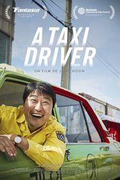 Affiche A Taxi Driver