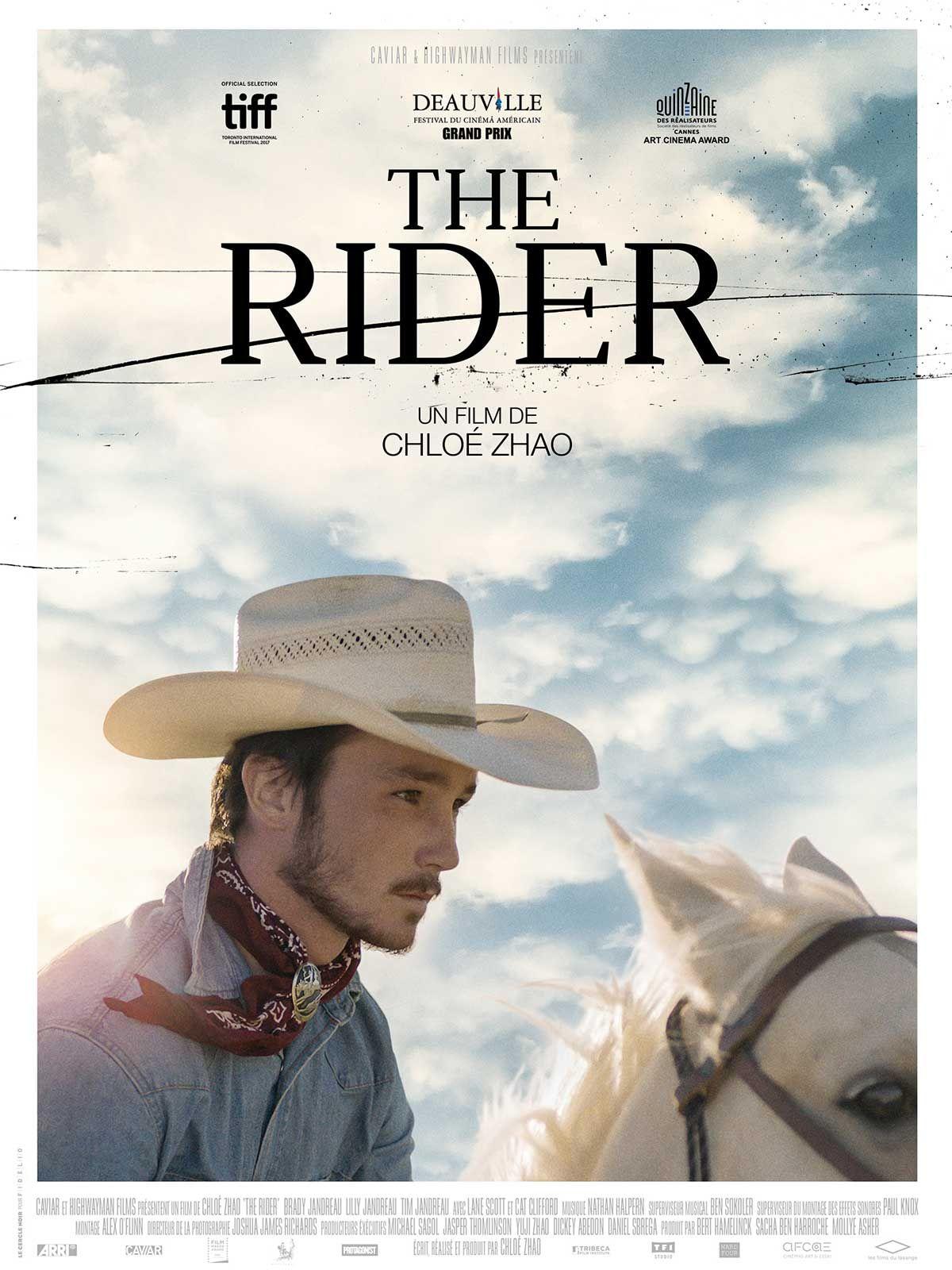 Votre dernier film visionné - Page 15 The_Rider