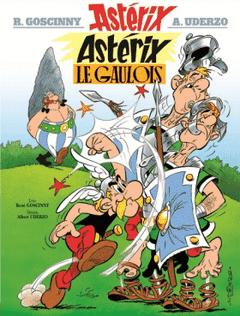 Couverture Astérix le Gaulois - Astérix, tome 1