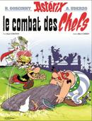 Couverture Le Combat des chefs - Astérix, tome 7