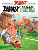 Couverture Astérix chez les Bretons - Astérix, tome 8