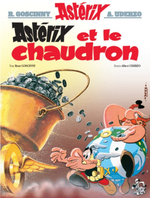 Couverture Astérix et le Chaudron - Astérix, tome 13