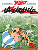 Couverture La Zizanie - Astérix, tome 15
