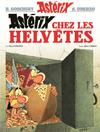 Couverture Astérix chez les Helvètes - Astérix, tome 16