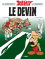 Couverture Le Devin - Astérix, tome 19