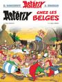 Couverture Astérix chez les Belges - Astérix, tome 24