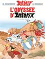 Couverture L'Odyssée d'Astérix - Astérix, tome 26
