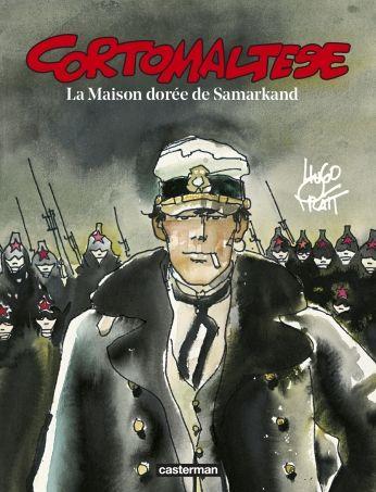 La Maison Doree De Samarkand Corto Maltese Tome 8 Hugo Pratt