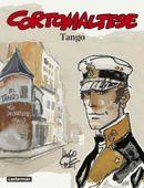 Couverture Tango - Corto Maltese, tome 10