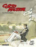 Couverture Les Helvétiques - Corto Maltese, tome 11