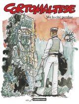 Couverture Mû - Corto Maltese, tome 12