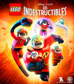 Jaquette Lego : Les Indestructibles