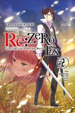 Couverture The Love Song of the Sword Devil - Re:Zero Ex, tome 2