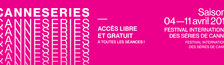 Cover CANNESERIES 2018 : La Compétition Officielle