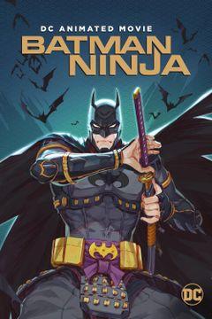 Affiche Batman Ninja