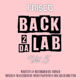 Pochette Back 2 Da Lab, Vol. 5