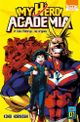 Couverture My Hero Academia