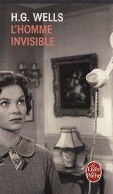 Couverture L'Homme invisible