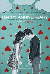 Affiche Happy Anniversary