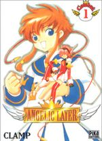 Couverture Angelic layer, tome 1