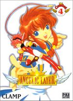 Couverture Angelic layer, tome 4