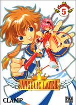 Couverture Angelic layer, tome 5