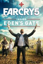 Affiche Far Cry 5: Inside Eden's Gate