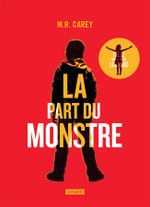 Couverture La part du monstre