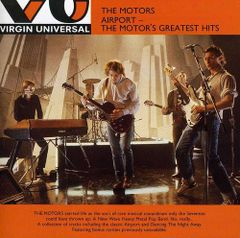 Pochette Airport - The Motor's Greatest Hits