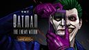 Jaquette Batman : The Telltale Series - The Enemy Within - Episode 5 : Same Stitch