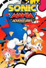 Affiche Sonic Mania Adventures