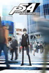 Affiche PERSONA 5 the Animation