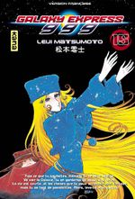 Couverture Galaxy Express 999, tome 15