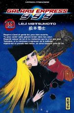 Couverture Galaxy Express 999, tome 19