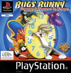Jaquette Bugs Bunny : Voyage à travers le temps