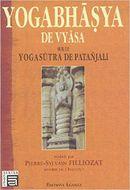 Couverture Yogabhāṣya de Vyâsa sur le Yoga Sûtra de Patañjali