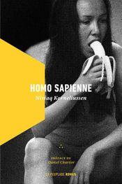 Couverture Homo sapienne