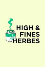 Affiche High & Fines Herbes