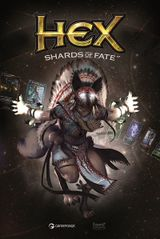 Jaquette Hex : Shards of Fate
