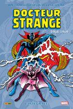Couverture 1968-1969 - Docteur Strange : L'Intégrale, tome 3